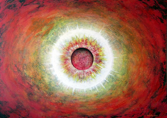 Oko vesmíru