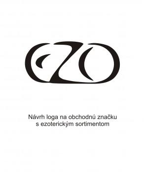 návrh loga na obchodnú značku s ezoterickým sortimentom