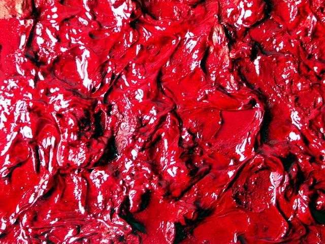 Krvavý obraz